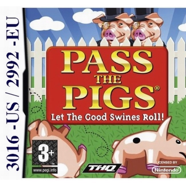 3016 - Pass The Pigs