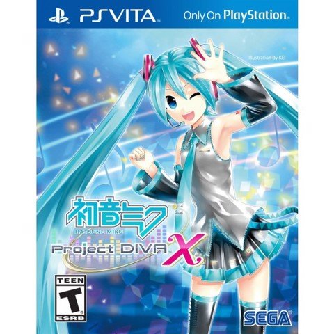 223 - Hatsune Miku: Project DIVA X (US)