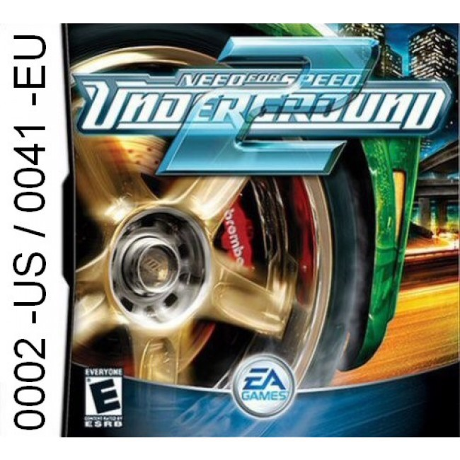 0002 - Need for Speed Underground 2