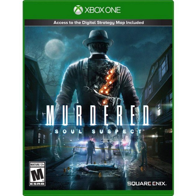 024 - Murdered: Soul Suspect