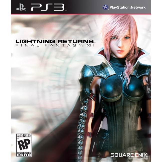 856 -  Lightning Returns: Final Fantasy XIII ( JAPAN VER ) ( SALE 70% )