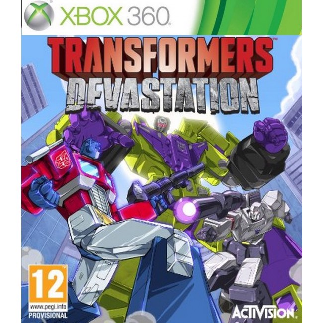 968 - Transformers: Devastation