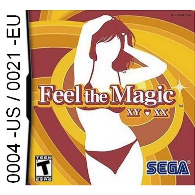 0004 - Feel the Magic - XY XX