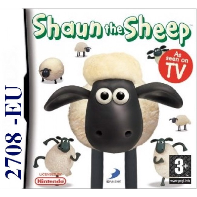 2708 - Shaun The Sheep