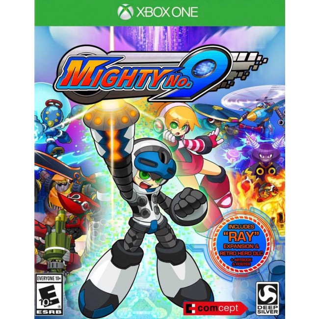 145 - Mighty No 9