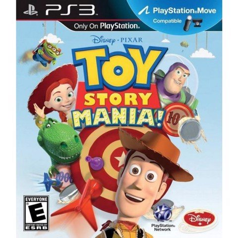 690 - Toy Story Mania