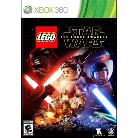 977 - LEGO Star Wars: The Force Awakens