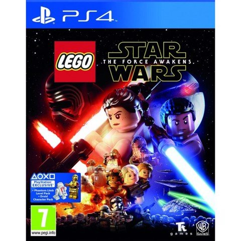 261 - LEGO Star Wars: The Force Awakens- ASIA