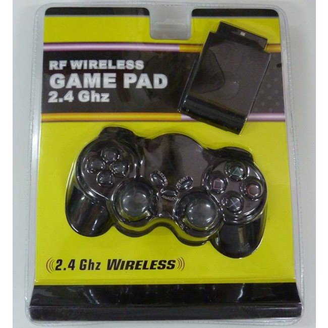 PS2 Wireless Controller