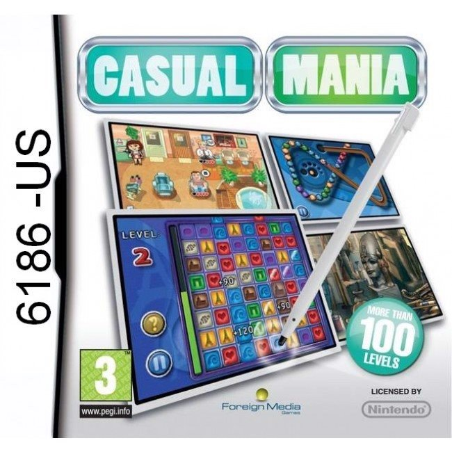 6186 - Casual Mania (Usa)