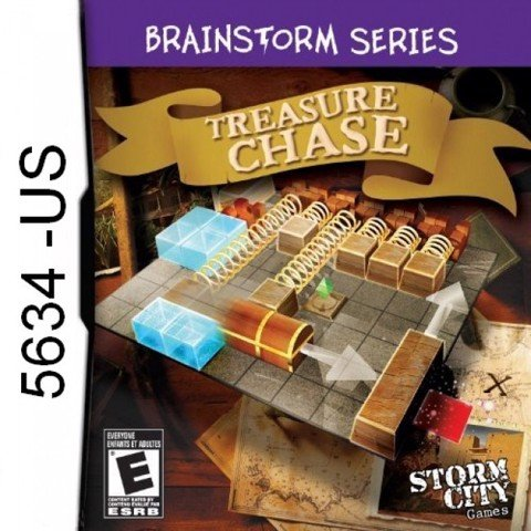 5634 - Brainstorm Series: Treasure Chase