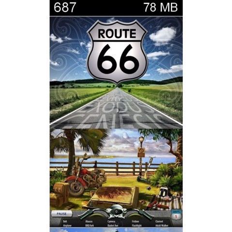 687 - Route 66