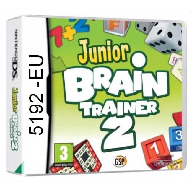 5192 - Junior Brain Trainer 2