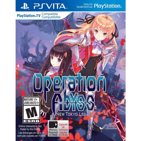 176 - Operation Abyss: New Tokyo Legacy