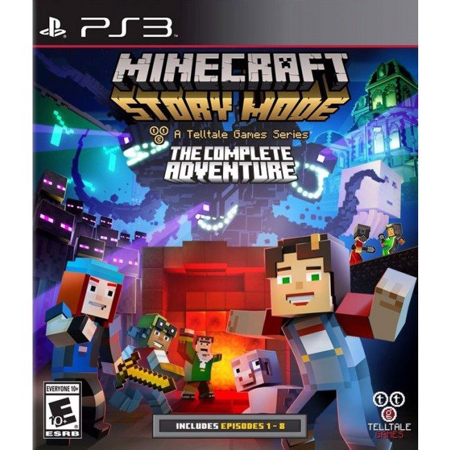 1033 - Minecraft Story Mode - The Complete Adventure
