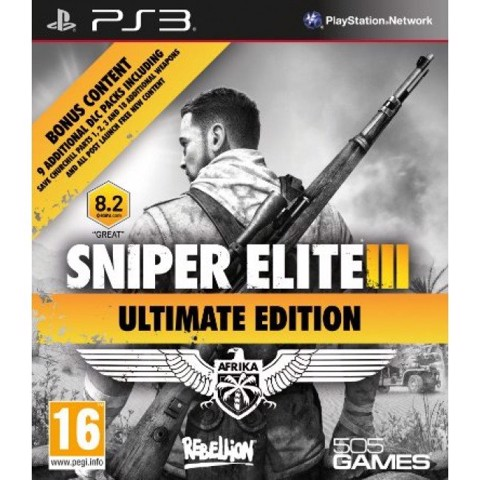 969 - Sniper Elite 3 Ultimate Edition
