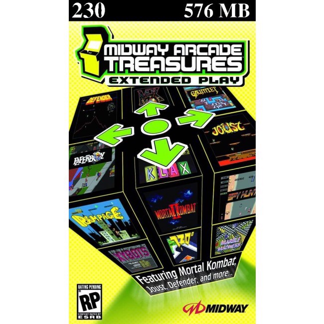 230 - Midway Arcade Treasures Extended Play