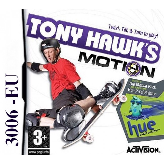 3006 - Tony Hawk's Motion