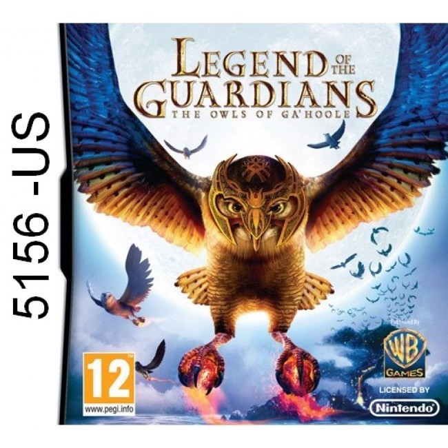 5156 - Legend Of the Guardians