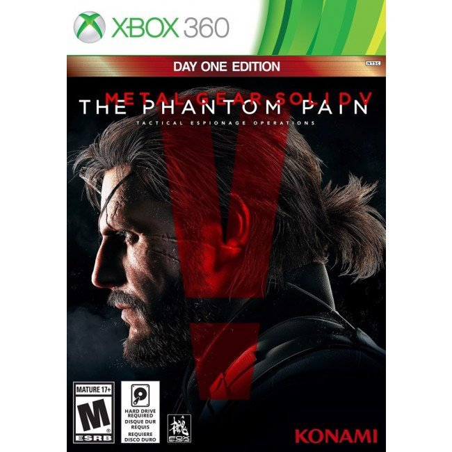 962 - Metal Gear Solid V: The Phantom Pain