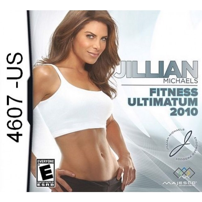 4607 - Jillian Michaels Fitness Ultimatum 2010