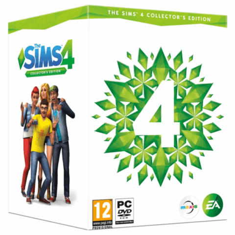 081 - The Sims 4 Collector Edition