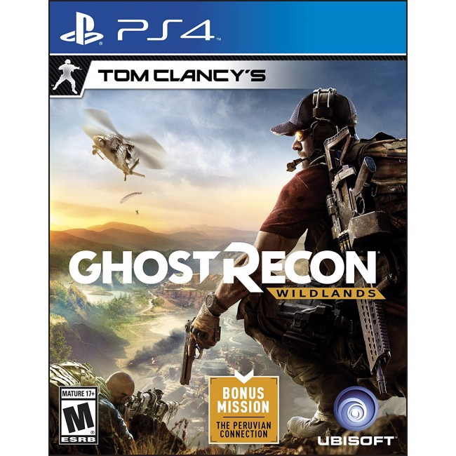 397- Tom Clancy's Ghost Recon Wildlands-ASIA VER
