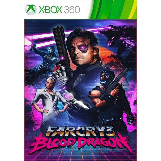 940 - Far Cry 3: Blood Dragon