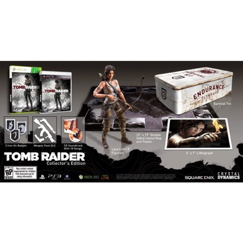 754 - Tomb Raider Survival Edition