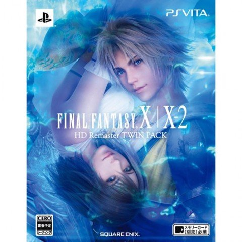 112 - Final Fantasy X/X-2 HD Remaster