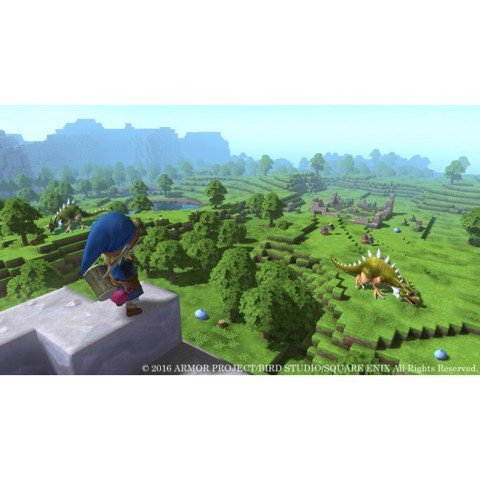 311 - Dragon Quest Builders Day One Edition