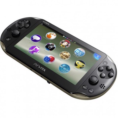 PS Vita - New Slim PSVita PCH 2000 Black