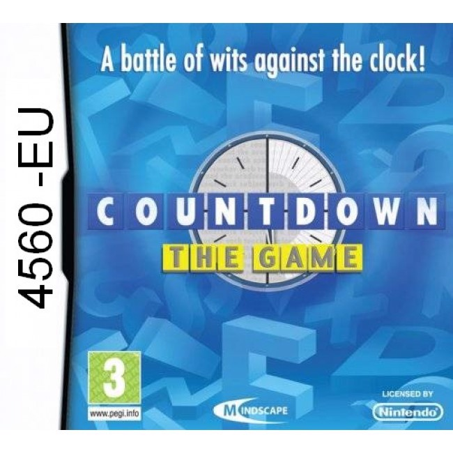 4560 - Countdown The Game