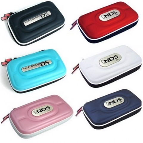 Airform Pouch Red, Black, White,... for NDS Lite