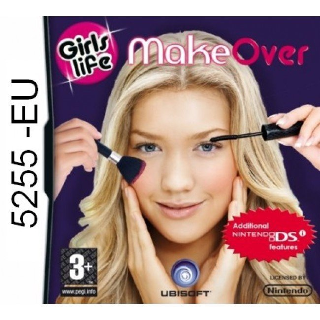 5255 - Girls Life Make Over
