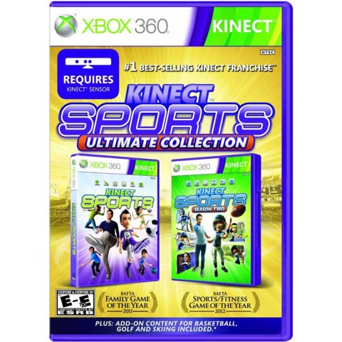 751 - Kinect Sports Ultimate Collection