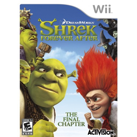 938 - Shrek Forever After
