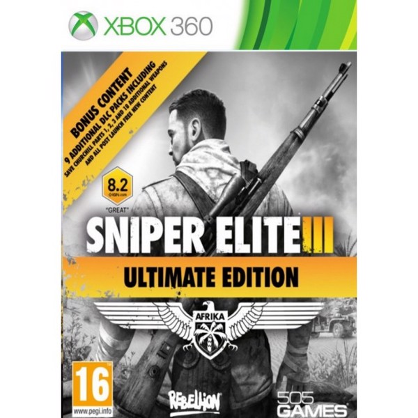 959 - Sniper Elite III Ultimate Edition