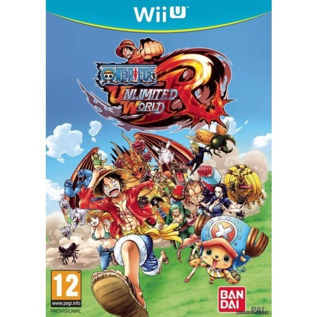 046 - One Piece Unlimited World Red