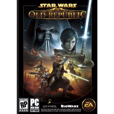 011 - Star Wars: The Old Republic