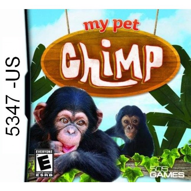 5347 - My Pet Chimp