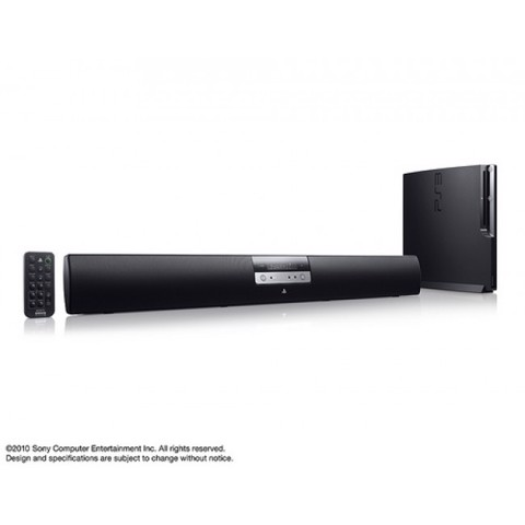 Official Surround Sound System for PS3