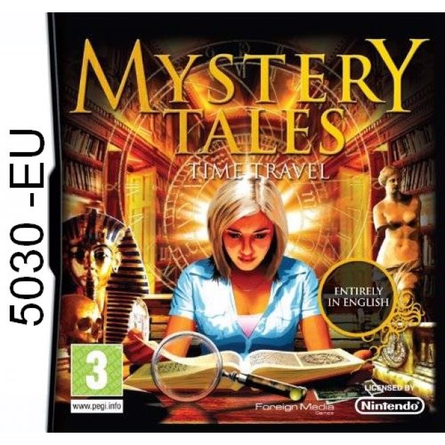 5030 - Mystery Tales of Time Travel