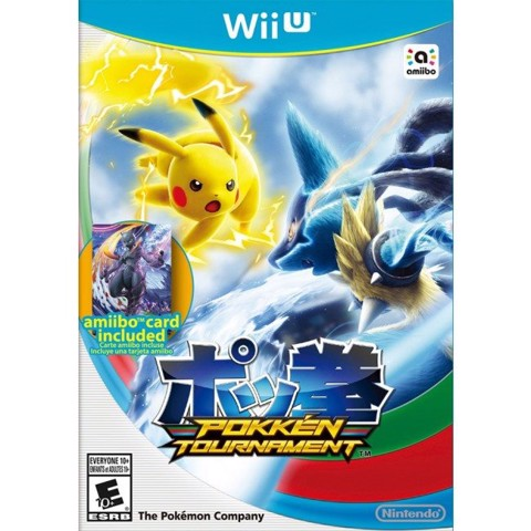 050 - Pokken Tournament