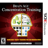 093 - Brain Age Concentration Training