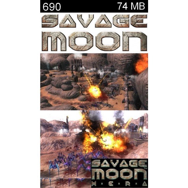 690 - Savage Moon : The Hera Campain