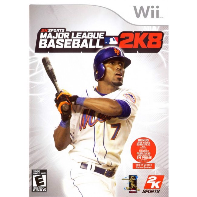 319 - Major League Baseball 2K8