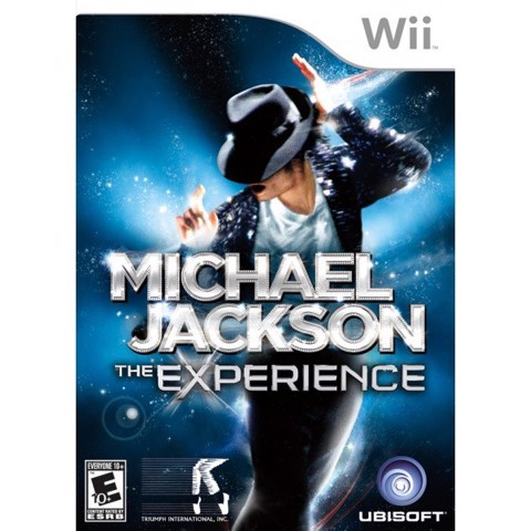 996 - Michael Jackson: The Experience