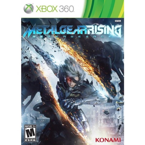 818 - Metal Gear Rising Revengeance