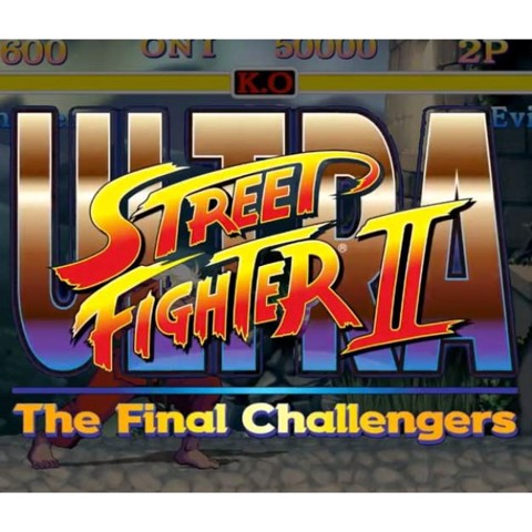 005 - Ultra Street Fighter 2: The Final Challengers